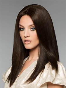 Luxurious 100  Human Hair Lace Front Monofilament Straight