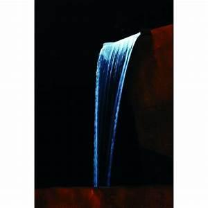 Lame D Eau Bassin : lame d eau achat vente lame d eau pas cher cdiscount ~ Premium-room.com Idées de Décoration