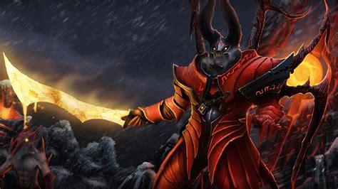 Dota 2 Doom Hero Wallpapers Hd Download Desktop Dota 2