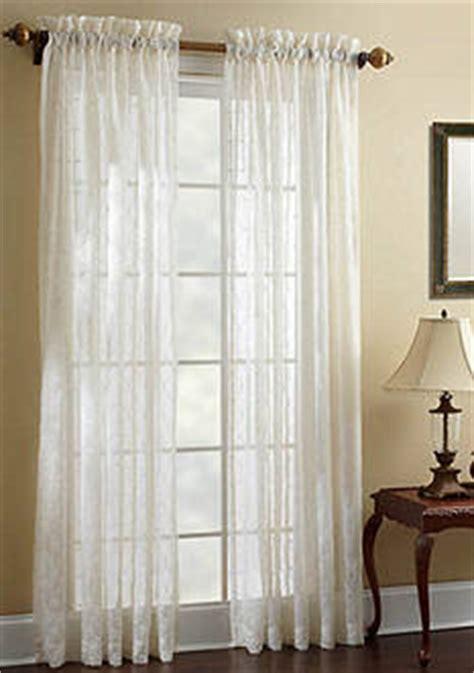 sheer curtains on sale belk