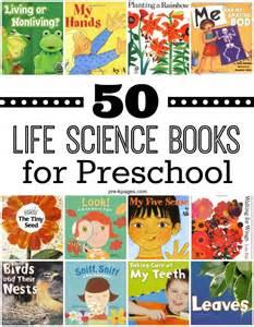 Preschool Life Science Books
