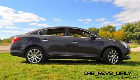 Buick Lacrosse Review by Driven Car Review 2014 Buick Lacrosse Is Smooth