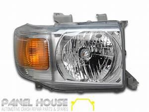 Headlight Right Fits Toyota Landcruiser Vdj 76 78 79