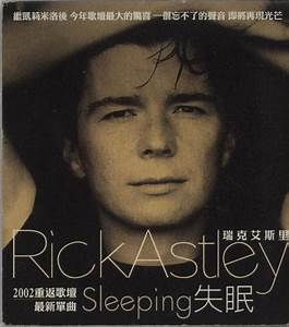 Rick Astley Greatest Hits Taiwanese Promo CD album (CDLP ...