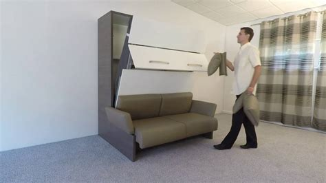 schrankbett mit sofa klappbett 160 215 200 horizontal betty chaulert org