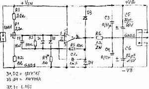 Simple Ps Voltage Splitters Based On Audio Amplifiers