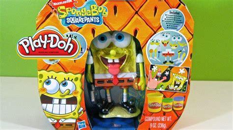 Play Doh Bob Esponja Nickelodeon Juguetes de Play Doh