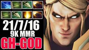 9K INVOKER GH GOD Plays Invoker WITH PERFECT COMBOs