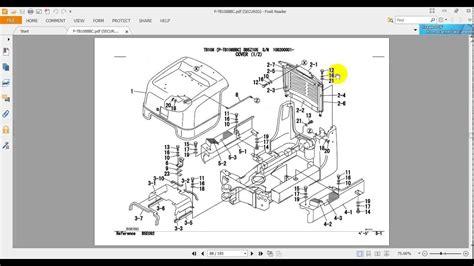 takeuchi tb wiring diagram