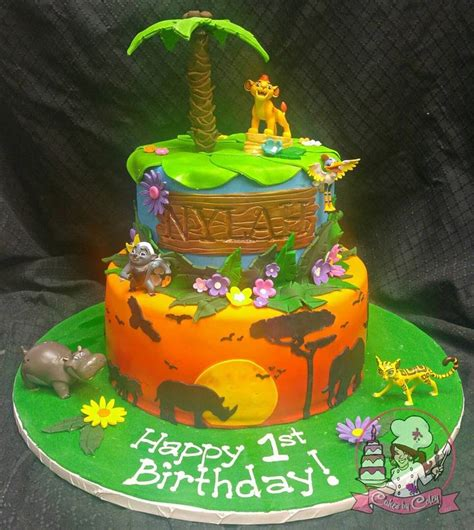 203 Best Images About Lion Guard Birthday On Pinterest