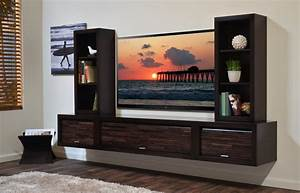 Cute Interior Design For TV Wall Mounting With Photos