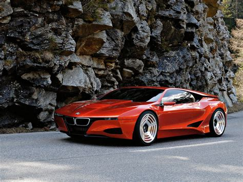 Bmw M1 Homage Concept Car Exotic Car Picture #07 Of 50