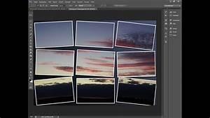 Mehrere Bilder In Einem : photoshop bild teilen youtube ~ Watch28wear.com Haus und Dekorationen
