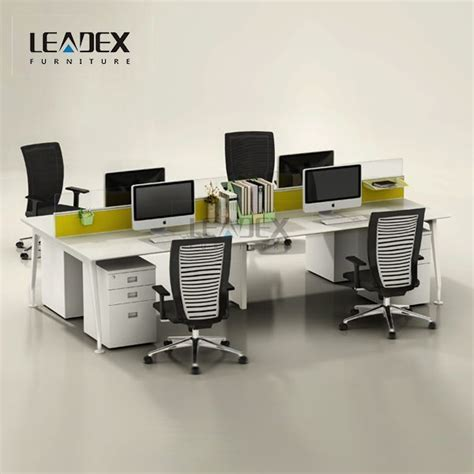 professional melamine wooden office furniture china