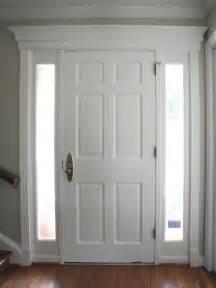 Trim Work above Interior Doors