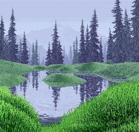 Pixel Art Is Peaceful Art Tumblr