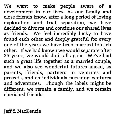 MacKenzie Bezos: Age, Family, Ex-Husband, Novels & Biography