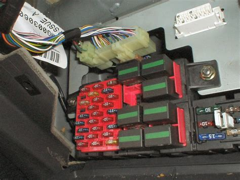 Rover 75 Bonnet Fuse Box by Heated Window Relay For Mgtf Mg Rover Org Forums