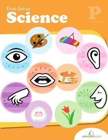 sense science workbook educationcom preschool