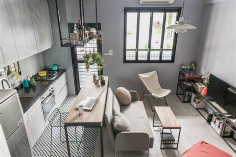 Right Way Small Studio Apartment if there is a right way to do a small studio apartment