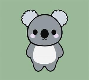 DRAW ME THE CUTEST KOALA BEAR EVER   Freelancer
