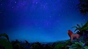 König Der Löwen Tapete : animierte filme der k nig der l wen dschungel nachthimmel wallpaper 8220 pc ~ Frokenaadalensverden.com Haus und Dekorationen