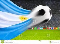 Football Argentina Stock Photo Image 43944642