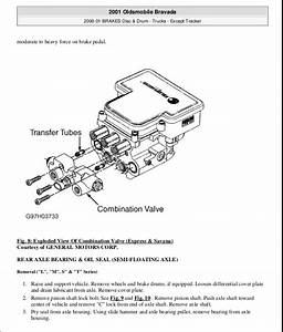 25 2001 Chevy Tahoe Brake Line Diagram