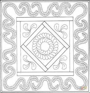 coloring page quilt blog images