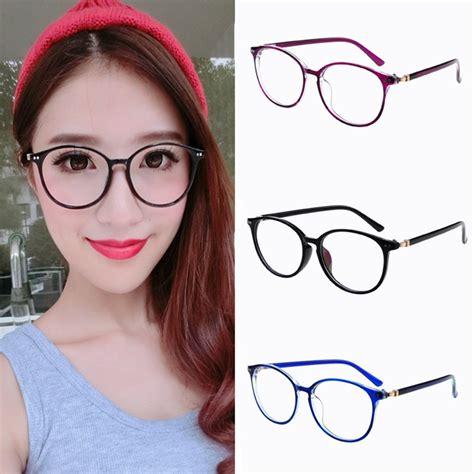 Brilles brilles rāmis 2017Women apaļi ovālas brilles briļļu rāmji augstas kvalitātes vieglo ...