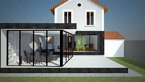 faire une extension de maison scarrco With faire une extension maison