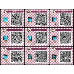 Acnl Water Path Qr Code Acnl Qr Codes Pinterest Qr Codes Gardening
