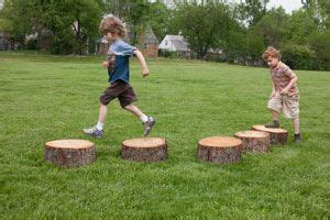 stepping stumps set of 5 playgrounds 244 | e06a3d4302abafbbe2c7817c09567226