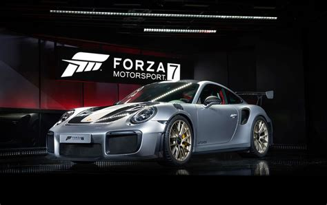 bmw supercar concept 2018 porsche 911 gt2 rs revealed at forza 7 launch