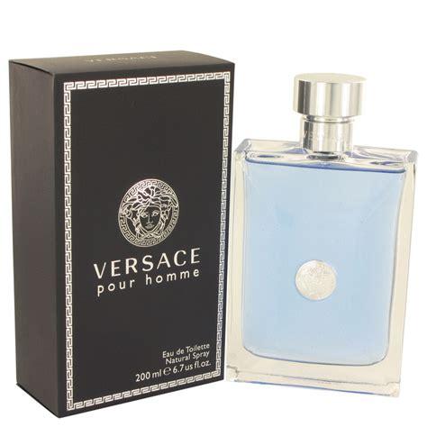 parfum ou eau de toilette pour homme parfum versace pour homme versace eau de toilette 200ml mister parfum