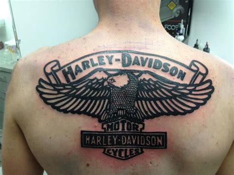 17 Best Images About Harley Davidson Tattoos On Pinterest