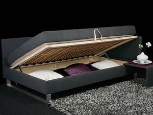 Jugendbett Mit Stauraum : eleganz stauraum bett 120x200 bett 120x200 galerien ~ Watch28wear.com Haus und Dekorationen