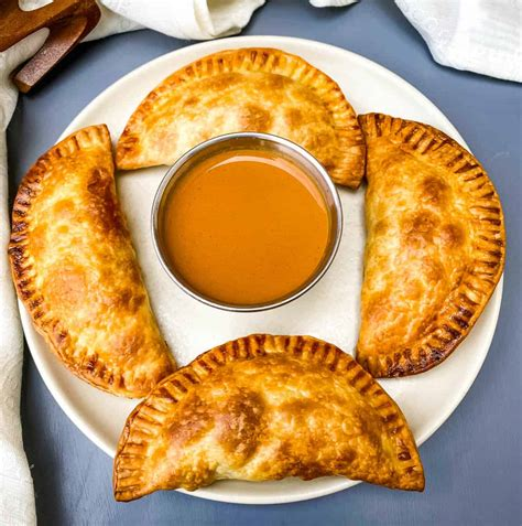 fryer empanadas air dessert easy recipe using apple recipes desserts goya staysnatched cinnamon pastry wrappers pie puff apples cheese crust