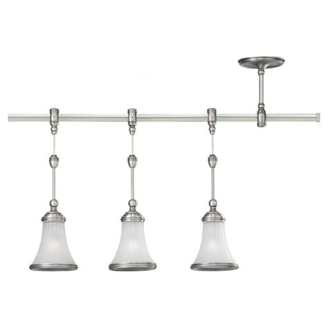 sea gull lighting ambiance transitions 3 light antique