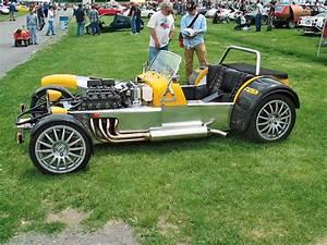 Image Gallery home built kit car