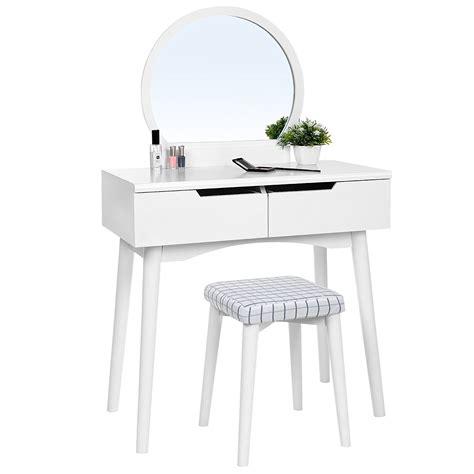 White Vanities For Bedrooms by White Bedroom Vanity Home Furniture Design