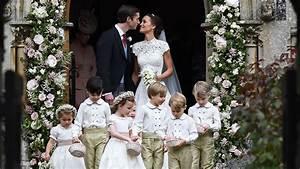 Pippa Middleton wedding: Kate Middleton's sister marries