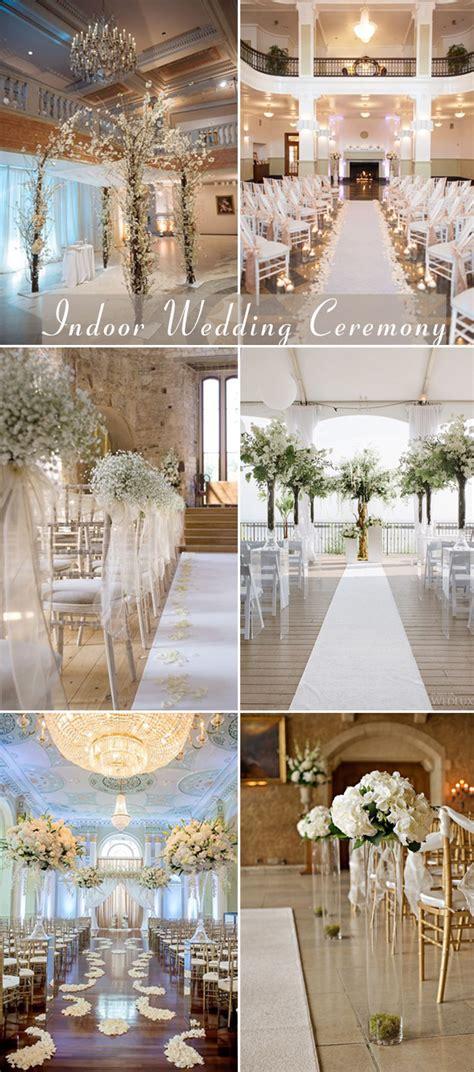 diy indoor wedding ceremony decorations 50 awesome themed wedding ceremony decoration ideas