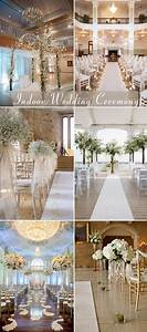 50 awesome themed wedding ceremony decoration ideas With indoor wedding photos