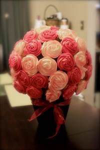cupcake bouquet cakecentral