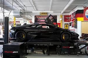 2011 Black Lamborghini Murcielago LP670 4 SV kreissieg