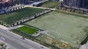 Canada U2019s First Boxed Soccer Pitch Opening In Mississauga