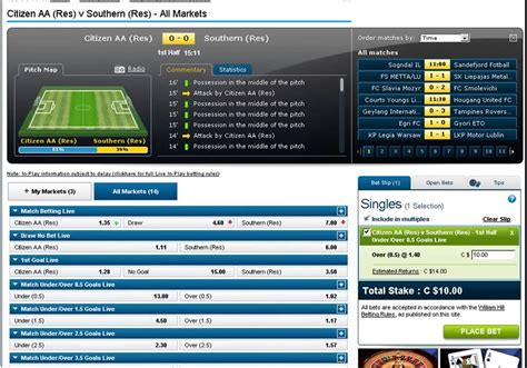 My Football Betting System - Over 0.5 Goals Before Half ...