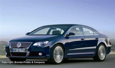 2008 Volkswagen Passat Coupe Review