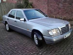 1995 Mercedes-benz E-class - Information And Photos